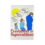 Evolution of Superstition Rectangle Magnet