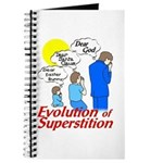 Evolution of Superstition Journal