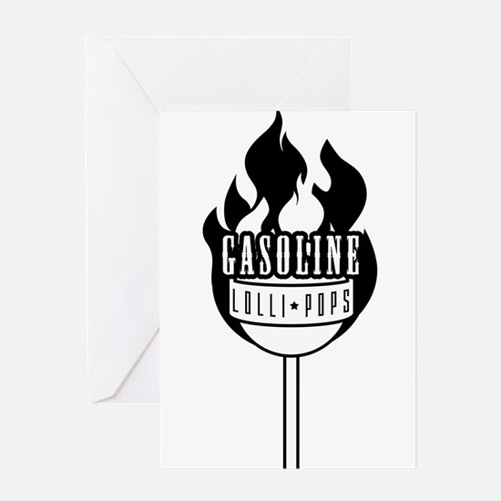 Gas Pop Greeting Cards