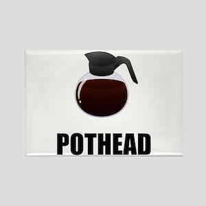 Coffee Pothead Magnets