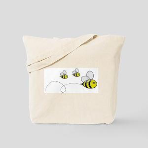 Bees!! Tote Bag