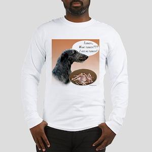 Deerhound Turkey Long Sleeve T-Shirt