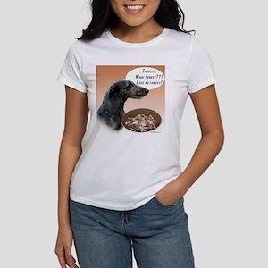 Deerhound Turkey Women's T-Shirt