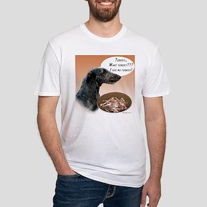 Deerhound Turkey Fitted T-Shirt
