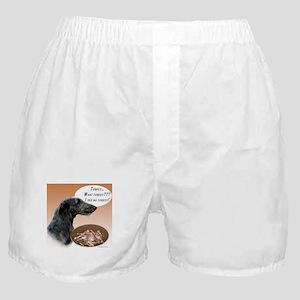 Deerhound Turkey Boxer Shorts