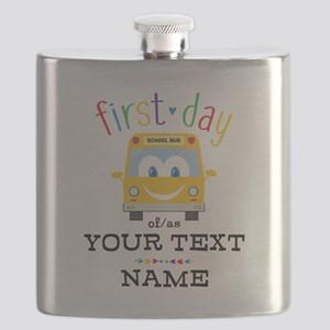 Custom First Day Flask