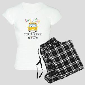 Custom First Day Women's Light Pajamas