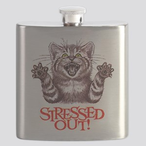 Stressed Out Flask
