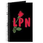 LPN Rose Journal