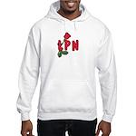 LPN Rose Hooded Sweatshirt
