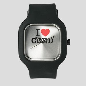 I Love COED Watch