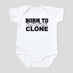 Born to Clone - DNA Infant Bodysuit