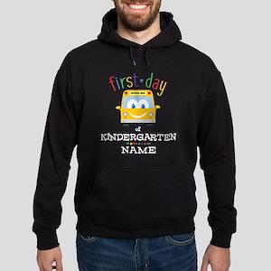 Custom Kindergarten Hoodie (dark)