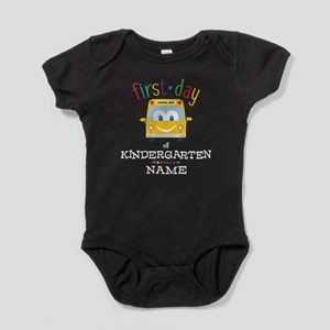 Custom Kindergarten Baby Bodysuit