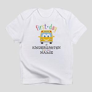 Custom Kindergarten Infant T-Shirt