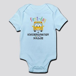 Custom Kindergarten Infant Bodysuit