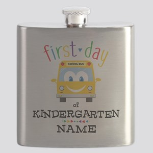 Custom Kindergarten Flask