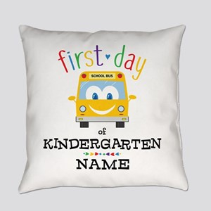 Custom Kindergarten Everyday Pillow