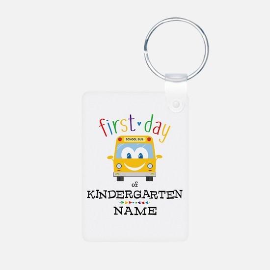 Custom Kindergarten Keychains