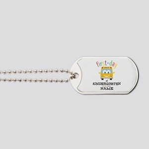 Custom Kindergarten Dog Tags