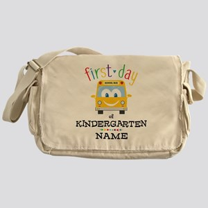 Custom Kindergarten Messenger Bag