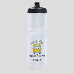 Custom Kindergarten Sports Bottle