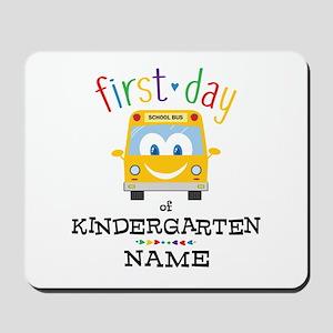 Custom Kindergarten Mousepad