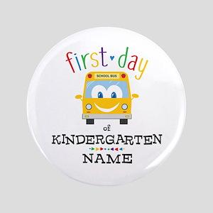 Custom Kindergarten Button