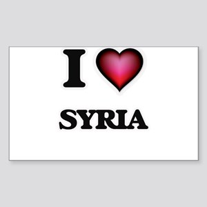 I love Syria Sticker