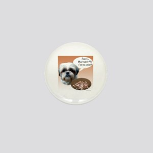 Shih Tzu(natural) Turkey Mini Button
