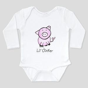 Lil' Oinker Infant Bodysuit Body Suit