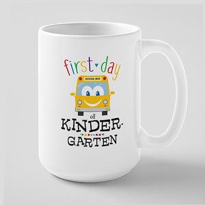 Kindergarten Large Mug