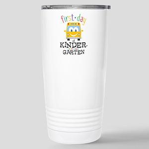 Kindergarten Stainless Steel Travel Mug