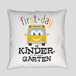 Kindergarten Everyday Pillow