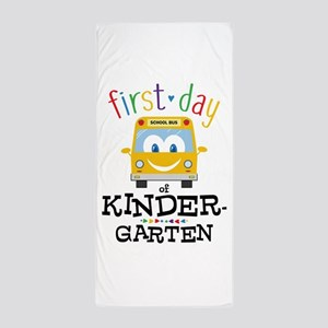 Kindergarten Beach Towel