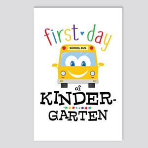 Kindergarten Postcards (Package of 8)
