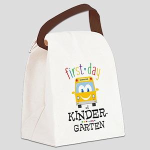 Kindergarten Canvas Lunch Bag