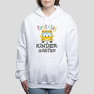 Kindergarten Women's Hooded Sweatshirt