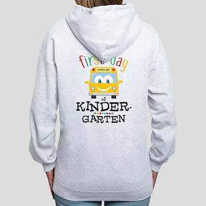 Kindergarten Women's Zip Hoodie