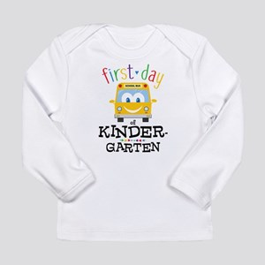 Kindergarten Long Sleeve Infant T-Shirt