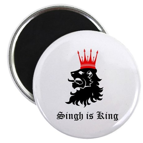 Singh is King Magnet