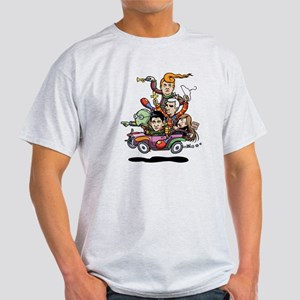 GOP Clown Car '16 Light T-Shirt