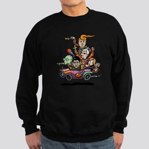 GOP Clown Car '16 Sweatshirt (dark)