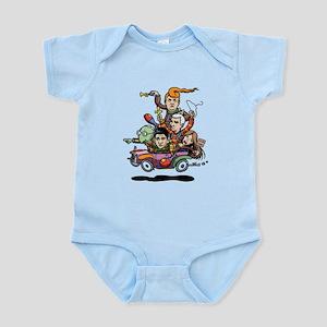 GOP Clown Car '16 Infant Bodysuit