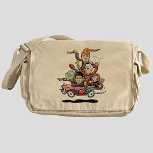 GOP Clown Car '16 Messenger Bag