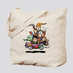GOP Clown Car '16 Tote Bag