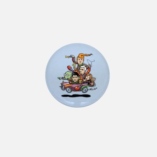 GOP Clown Car '16 Mini Button