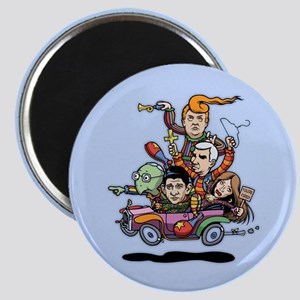 GOP Clown Car '16 Magnet