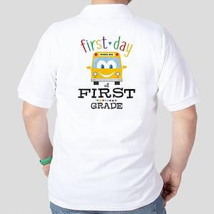 First Grade Golf Shirt