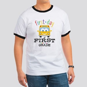 First Grade Ringer T